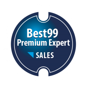 Markus Euler, der Spielveränderer. Best 99 Sales Experts Siegel