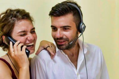 Verkauf: Mit anderen Menschen zu kommunizieren!