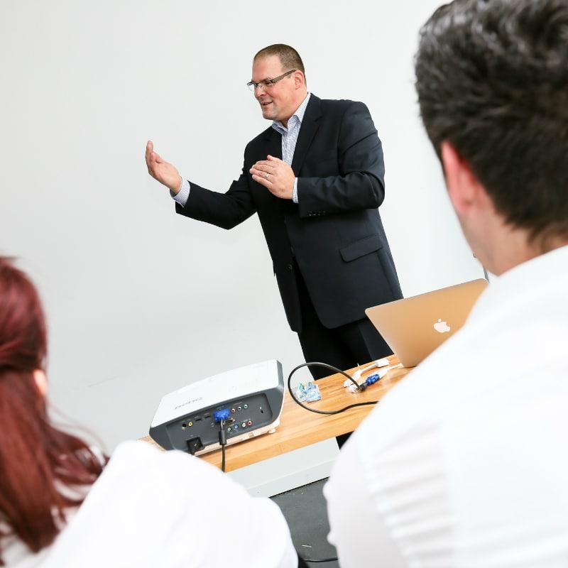 Interne Seminare - Verkaufstraining mit Markus Euler